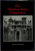 Books:Horror & Supernatural, [Stephen King]. George Beahm. SIGNED / LIMITED. The Stephen KingCompanion. Andrews and McMeel, 1989. Number 1...