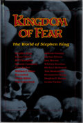 Books:Horror & Supernatural, [Stephen King]. Tim Underwood & Chuck Miller, editors.Kingdom of Fear. The World of Stephen King.Underwood-Mil...