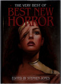 Books:Horror & Supernatural, [Stephen King, Harlan Ellison and others]. Stephen Jones, editor.SIGNED / LIMITED. The Very Best of Best New Horror...