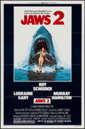"""Movie Posters:Horror, Jaws 2 (Universal, 1978). One Sheet (27"""" X 41""""). Horror.. ..."""