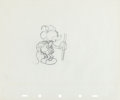 Animation Art:Production Drawing, Alpine Climbers Production Drawing Animation Art (Disney,1936)....