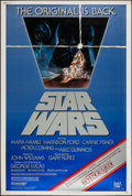 """Movie Posters:Science Fiction, Star Wars (20th Century Fox, R-1982). Poster (40"""" X 60""""). ScienceFiction.. ..."""