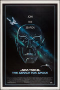 """Movie Posters:Science Fiction, Star Trek III: The Search for Spock (Paramount, 1984). Poster (40"""" X 60""""). Science Fiction.. ..."""