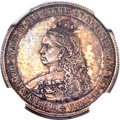 Great Britain, Great Britain: Victoria pattern Sixpence 1887,...