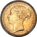 Great Britain, Great Britain: Victoria gold Sovereign 1885,...