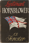Books:Fiction, C. S. Forester. Lieutenant Hornblower. Michael Joseph, 1952.First edition, first printing. Publisher's cloth wi...