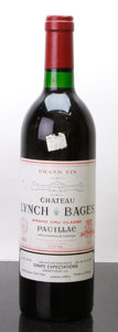Red Bordeaux, Chateau Lynch Bages 1986 . Pauillac. lbsl, lscl, nl. Bottle(1). ... (Total: 1 Btl. )