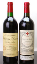 Red Bordeaux, Chateau Certan de May . 1995 Pomerol lbsl, lgsl, lnl, ncBottle (1). Chateau Gazin . 2001 Pomerol Bottle... (Total: 2Btls. )