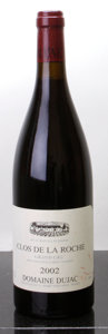 Red Burgundy, Clos de la Roche 2002 . Dujac . bsl. Bottle (1). ... (Total:1 Btl. )