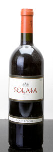 Italy, Solaia 2001 . Antinori . lbsl. Bottle (1). ... (Total: 1 Btl. )