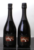 Australia, Rockford Sparkling Wine NV . Black Shiraz. 2lscl. Bottle(2). ... (Total: 2 Btls. )