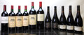Domestic Merlot/Cabernet Franc, Duckhorn Merlot. 1993 Howell Mountain lbsl, sdc, Napa ValleyAuction Magnum (1). 1996 Estate Grown 1lbsl Bot... (Total: 9Btls. & 2 Mags. )