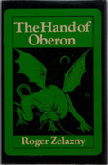 Books:Science Fiction & Fantasy, Roger Zelazny. SIGNED. The Hand of Oberon. Faber and Faber, 1978. First British edition, first printing. Signed bo...