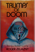 Books:Science Fiction & Fantasy, Roger Zelazny. SIGNED. The Trumps of Doom. Arbor House, 1985. First edition, first printing. Signed bookplate laid...