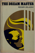 Books:Science Fiction & Fantasy, Roger Zelazny. SIGNED. The Dream Master. Rupert Hart-Davis,1968. First British edition, first printing. Signed bo...