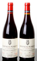 Red Burgundy, Bonnes Mares 1998 . Comte de Vogue . 1lnl. Bottle (2). ...(Total: 2 Btls. )