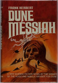 Books:Science Fiction & Fantasy, Frank Herbert. Dune Messiah. Putnam, 1969. First edition, first printing. Publisher's cloth with light rubbing a...