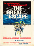 "Movie Posters:War, The Great Escape (United Artists, 1963). Poster (30"" X 40""). War....."