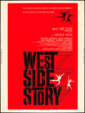 "Movie Posters:Academy Award Winners, West Side Story (United Artists, 1961). Poster (30"" X 40"") Style Z.Academy Award Winners.. ..."