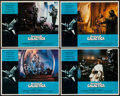 """Movie Posters:Science Fiction, Battlestar Galactica (Universal, 1978). Lobby Card Set of 4 (11"""" X 14""""). Science Fiction.. ... (Total: 4 Items)"""
