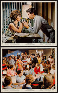 """Movie Posters:Elvis Presley, Girl Happy & Other Lot (MGM, 1965). Color Photos (2) (8"""" X 10"""")& Exhibitor Book (8.5"""" X 11""""). Elvis Presley.. ... (Total: 3Items)"""