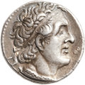 Ancients:Greek, Ancients: PTOLEMAIC EGYPT. Ptolemy I Soter (305-282 BC). ARtetradrachm (26mm, 14.24 gm, 12h)....