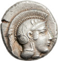 Ancients:Greek, Ancients: LYCIAN DYNASTS. Kherei. Ca. 440-410 BC. AR stater (20mm,8.43 gm, 6h). ...