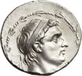 Ancients:Greek, Ancients: Demetrius I Soter (162-150 BC). AR tetradrachm (31mm,16.78 gm, 12h). ...