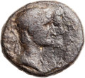 Ancients:Judaea, Ancients: Herod Philip (4 BC-AD 34). Æ 21.5mm (8.80 gm, 12h)....