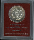 Additional Certified Coins: , 1883-S $1 Morgan Dollar MS65 Paramount International (MS61). Ex:Redfield. This better date s...