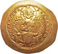 Ancients:Byzantine, Ancients: Constantine X Ducas (AD 1059-1067). AV histamenon nomisma(25.5mm, 4.33 gm, 6h). ...