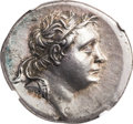 Ancients:Greek, Ancients: Nicomedes III (128-94 BC). AR tetradrachm (34.5mm, 16.53gm, 12h). ...