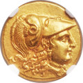 Ancients:Greek, Ancients: Alexander III the Great (336-323 BC). AV stater, (18mm,8.51 gm, 6h). ...