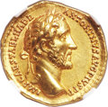 Ancients:Roman Imperial, Ancients: Antoninus Pius (AD 138-161). AV aureus (19.5mm, 7.24 gm,6h). ...