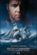 "Movie Posters:Adventure, Master and Commander (20th Century Fox, 2003). Mini Poster (13.5"" X20"") SS Advance. Adventure.. ..."