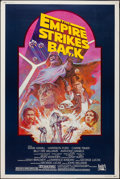 "Movie Posters:Science Fiction, The Empire Strikes Back (20th Century Fox, R-1982). Poster (40"" X60""). Science Fiction.. ..."