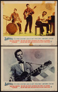 "Movie Posters:Rock and Roll, Jamboree (Warner Brothers, 1957). Lobby Cards (2) (11"" X 14""). Rockand Roll.. ... (Total: 2 Items)"