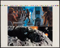 """Movie Posters:Science Fiction, The Empire Strikes Back (Black Falcon Ltd, 1979). Printer's Proof (23"""" X 29""""). Science Fiction.. ..."""
