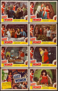 """Movie Posters:Science Fiction, On the Mesa of Lost Women (Howco, 1952). Lobby Card Set of 8 (11"""" X14""""). Science Fiction.. ... (Total: 8 Items)"""
