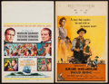 "Movie Posters:Adventure, Mutiny on the Bounty and Other Lot (MGM, 1962). Window Cards (2)(14"" X 22""). Adventure.. ... (Total: 2 Items)"