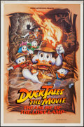 "Movie Posters:Animation, Duck Tales: The Movie - Treasure of the Lost Lamp (Buena Vista, 1990). One Sheet (27"" X 40"") DS. Animation.. ..."