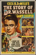 """Movie Posters:War, The Story of Dr. Wassell (Paramount, 1944). One Sheet (27"""" X 41"""")Style A. War.. ..."""