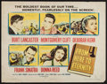 "Movie Posters:Academy Award Winners, From Here to Eternity (Columbia, 1953). Half Sheet (22"" X 28"").Academy Award Winners.. ..."