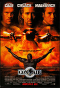 """Movie Posters:Action, Con Air (Buena Vista, 1997). One Sheet (27"""" X 40"""") DS. Action.. ..."""
