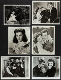 "Movie Posters:Academy Award Winners, Gone with the Wind (MGM, 1939). Original Photos (4) (8"" X 10"") andReissue & Reprint Photos (16) (7"" X 9"" & 8"" X 10"").Acade... (Total: 20 Items)"