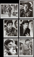 "Movie Posters:Crime, Taxi Driver (Columbia, 1976). Photos (12) (8"" X 10""). Crime.. ...(Total: 12 Items)"
