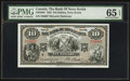 Canadian Currency: , Halifax, NS- The Bank of Nova Scotia $10 Jan. 2 1935 Ch. #550-36-04. ...