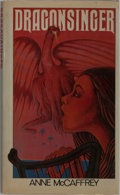 Books:Science Fiction & Fantasy, Anne McCaffrey. SIGNED BOOKPLATE. Dragonsinger. New York: Atheneum, 1977. First edition of the second book i...