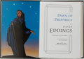 Books:Science Fiction & Fantasy, David Eddings. SIGNED. Pawn of Prophecy. Easton Press, 1997. Limited edition, signed by Eddings on a special...