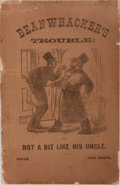 Books:Americana & American History, John Carboy. Beanwhacker's Trouble; or, Not a Bit Like His Uncle. J. B. Collin, 1881. Publisher's illustrated wr...